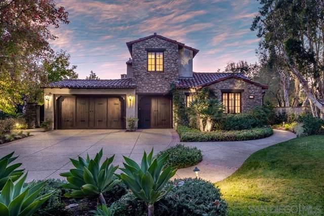 7098 Calle Portone, Rancho Santa Fe, CA 92091 (#190061294) :: Compass