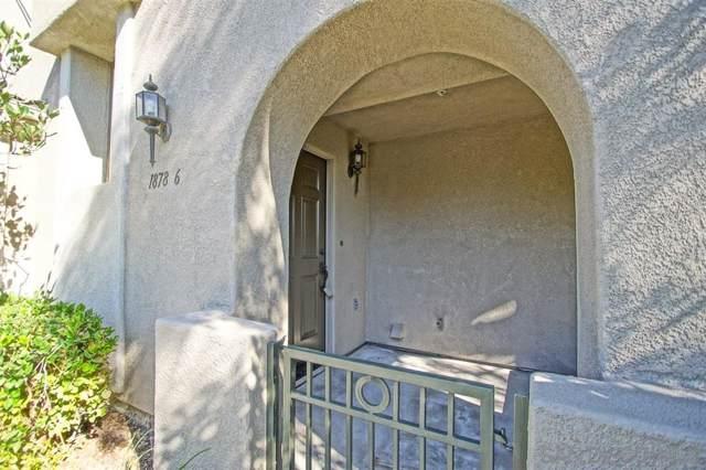1878 Fargo Ln #6, Chula Vista, CA 91913 (#190061299) :: Neuman & Neuman Real Estate Inc.