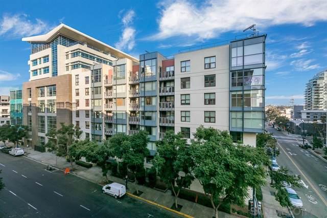 1150 J St #323, San Diego, CA 92101 (#190061318) :: Neuman & Neuman Real Estate Inc.