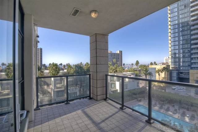 1205 Pacific Highway #503, San Diego, CA 92101 (#190061340) :: Cane Real Estate