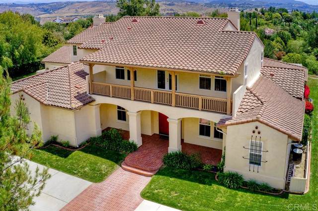 3917 Wendi Court, Fallbrook, CA 92028 (#190061354) :: Whissel Realty
