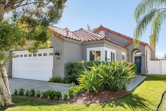 1445 Portofino Dr, Vista, CA 92081 (#190061403) :: Neuman & Neuman Real Estate Inc.