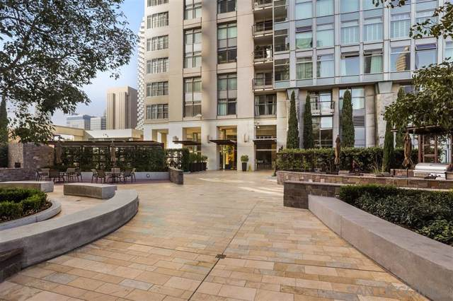 645 Front St #1805, San Diego, CA 92101 (#190061465) :: Keller Williams - Triolo Realty Group
