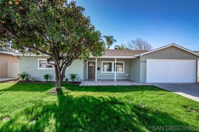 9539 Frascati Way, Santee, CA 92071 (#190061477) :: Neuman & Neuman Real Estate Inc.