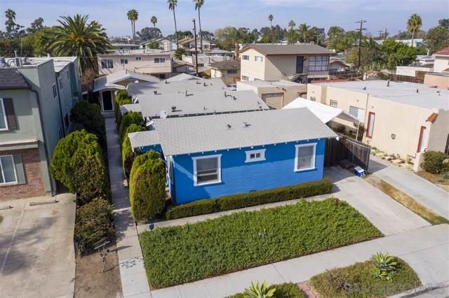 4754-4758 1/2 Bancroft St., San Diego, CA 92116 (#190061482) :: Cane Real Estate