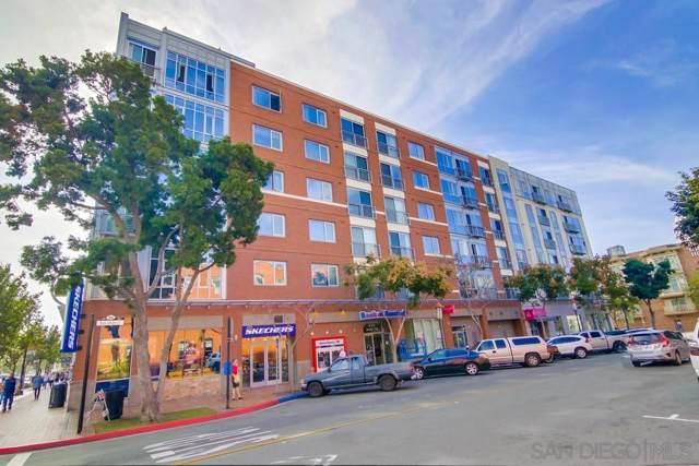 445 Island Ave #603, San Diego, CA 92101 (#190061547) :: Neuman & Neuman Real Estate Inc.