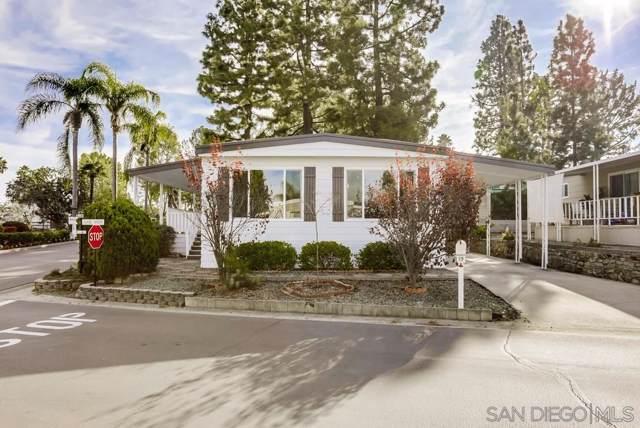 1145 E Barham Dr #19, San Marcos, CA 92078 (#190061548) :: Neuman & Neuman Real Estate Inc.