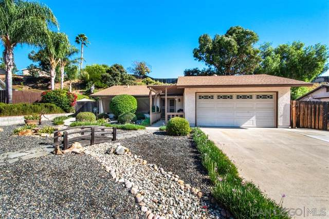 1360 Pleasant Hill Street, Escondido, CA 92026 (#190061552) :: Whissel Realty