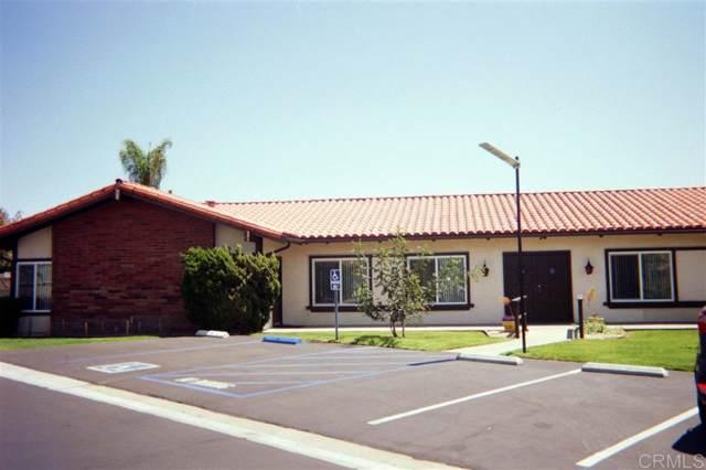 1600 E East Vista Way #7, Vista, CA 92084 (#190061577) :: Neuman & Neuman Real Estate Inc.