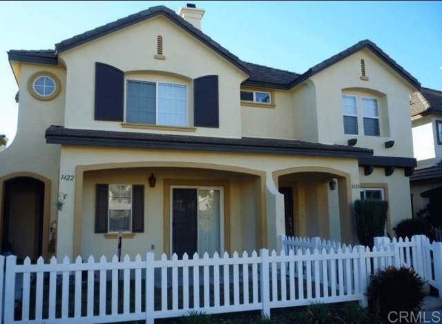 1422 Burgundy Dr, Chula Vista, CA 91913 (#190061588) :: Neuman & Neuman Real Estate Inc.