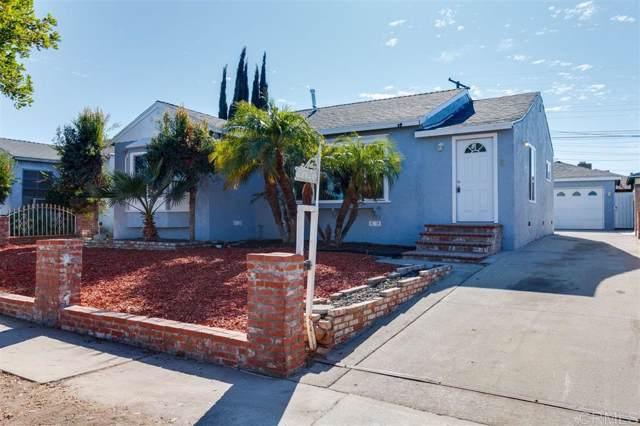 2720 W W Tichenor St, Compton, CA 90220 (#190061589) :: Whissel Realty