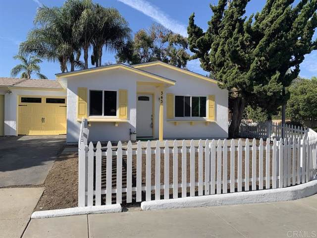 343 Magdalena Dr, Oceanside, CA 92057 (#190061617) :: Neuman & Neuman Real Estate Inc.