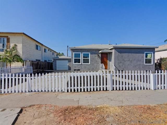 3786 Van Dyke Ave, San Diego, CA 92105 (#190061660) :: Whissel Realty