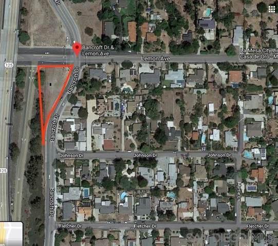 Bancroft Dr #2, La Mesa, CA 91941 (#190061675) :: Whissel Realty