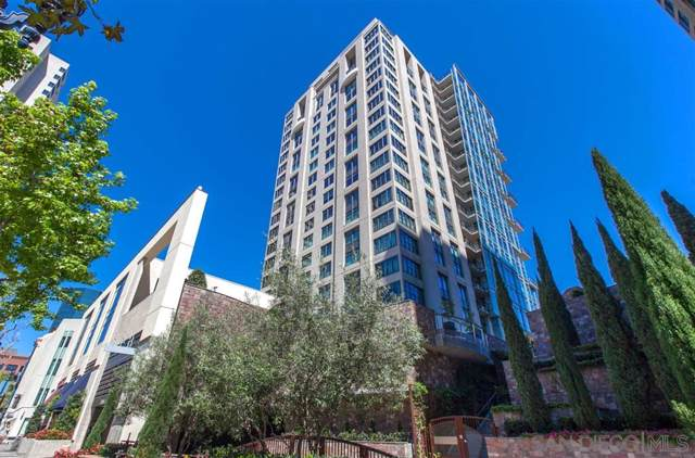 645 Front St #905, San Diego, CA 92101 (#190061677) :: Compass