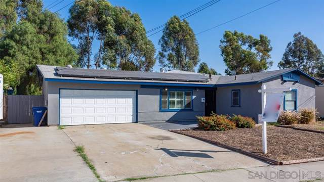 1233 Elkelton Blvd, Spring Valley, CA 91977 (#190061693) :: Neuman & Neuman Real Estate Inc.