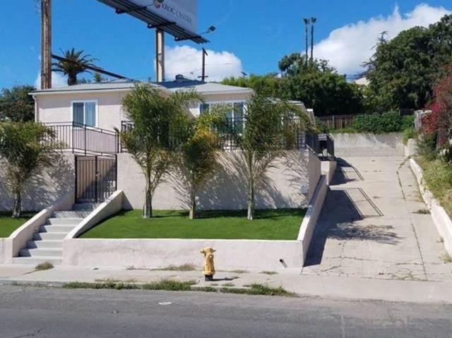 6490 University Ave, San Diego, CA 92115 (#190061696) :: Neuman & Neuman Real Estate Inc.