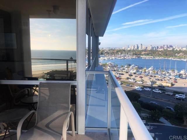 1750 Avenida Del Mundo #809, Coronado, CA 92118 (#190061715) :: Allison James Estates and Homes