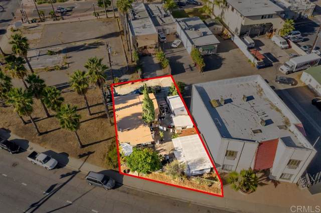 542 W 2Nd Ave #0, Escondido, CA 92025 (#190061747) :: Whissel Realty