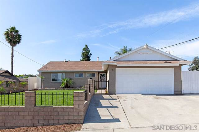4 S U Ave, National City, CA 91950 (#190061779) :: Whissel Realty