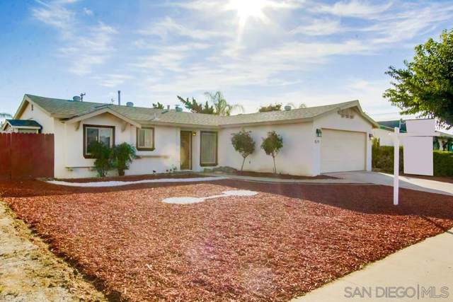 1579 Norran Ave, El Cajon, CA 92019 (#190061806) :: Neuman & Neuman Real Estate Inc.
