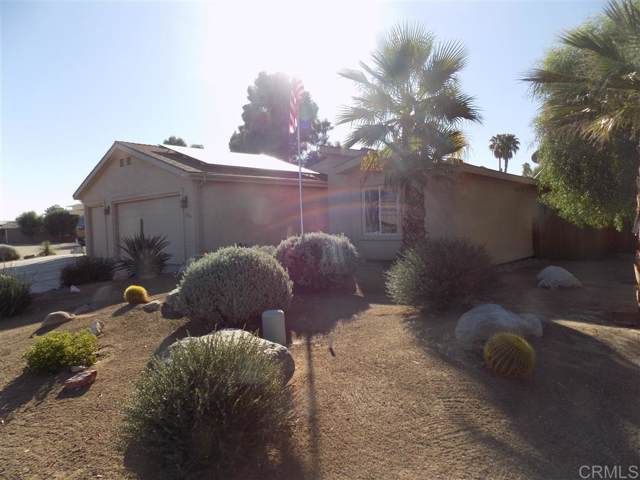 1010 Palm Canyon #363, Borrego Springs, CA 92004 (#190061859) :: Whissel Realty