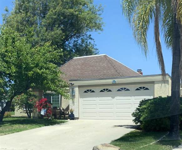 1669 Palomar Dr, San Marcos, CA 92069 (#190061870) :: Zember Realty Group