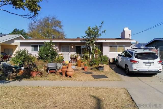 151 E Palomar St, Chula Vista, CA 91911 (#190061958) :: Zember Realty Group
