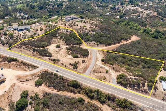 Mt Woodson Heights Lot #4, Ramona, CA 92065 (#190061982) :: Keller Williams - Triolo Realty Group