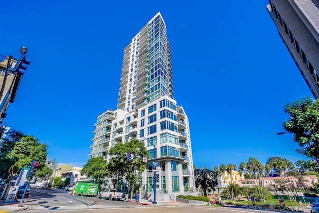 1441 9Th Ave #208, San Diego, CA 92101 (#190061984) :: Neuman & Neuman Real Estate Inc.