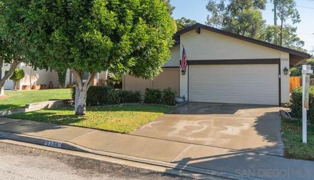 2256 Amber Lane, Escondido, CA 92026 (#190062015) :: Zember Realty Group