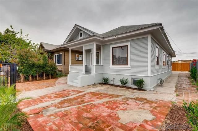 3115 Webster Ave, San Diego, CA 92113 (#190062027) :: Neuman & Neuman Real Estate Inc.