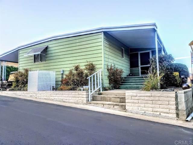 9500 Harritt Rd #206, Lakeside, CA 92040 (#190062052) :: Neuman & Neuman Real Estate Inc.