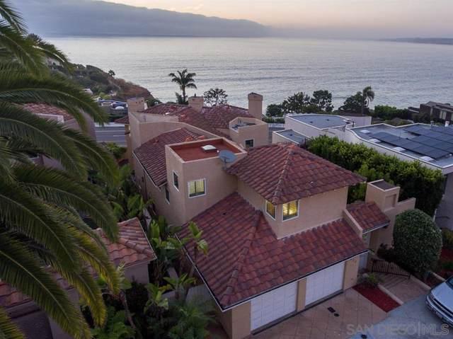 1526 Bluebird Ln, La Jolla, CA 92037 (#190062058) :: Neuman & Neuman Real Estate Inc.