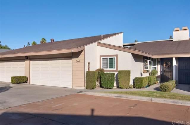 244 Lindell Ave, El Cajon, CA 92020 (#190062067) :: Neuman & Neuman Real Estate Inc.