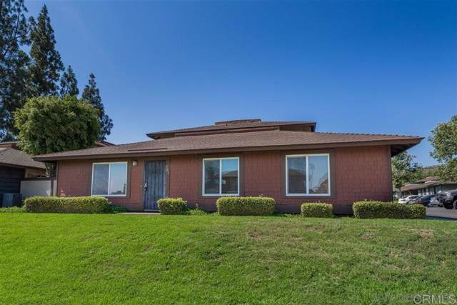 321 Sun Court, El Cajon, CA 92021 (#190062070) :: Neuman & Neuman Real Estate Inc.
