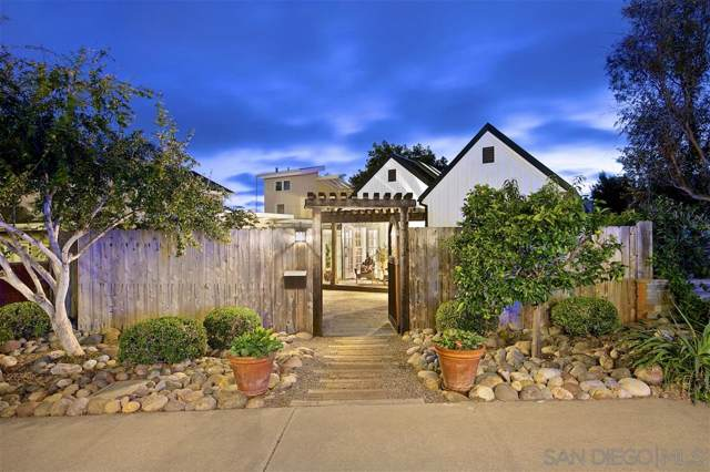 5520 Taft Ave, La Jolla, CA 92037 (#190062074) :: Neuman & Neuman Real Estate Inc.