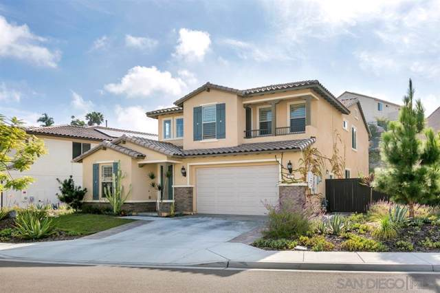 507 Machado W, Vista, CA 92083 (#190062081) :: Allison James Estates and Homes
