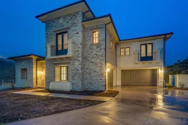 18021 Cerro Del Sol, Rancho Santa Fe, CA 92067 (#190062096) :: Neuman & Neuman Real Estate Inc.