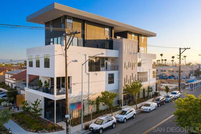3047 North Park Way #302, San Diego, CA 92104 (#190062125) :: Ascent Real Estate, Inc.
