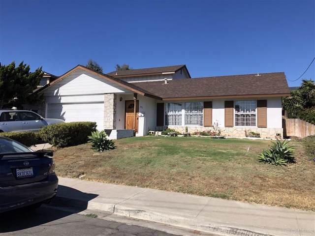 491 Skyhill Ct, Chula Vista, CA 91910 (#190062139) :: Whissel Realty