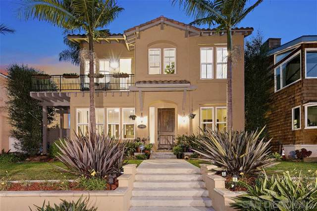 3445 Trumbull St, San Diego, CA 92106 (#190062234) :: The Yarbrough Group