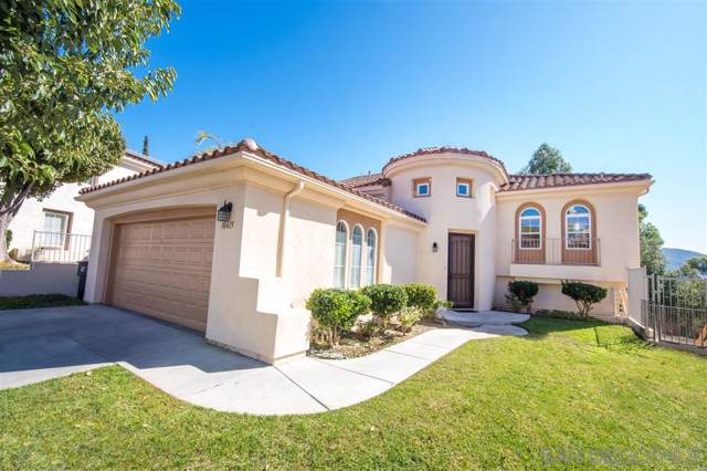10415 Miracle Waters Ct, Spring Valley, CA 91977 (#190062263) :: Pugh | Tomasi & Associates