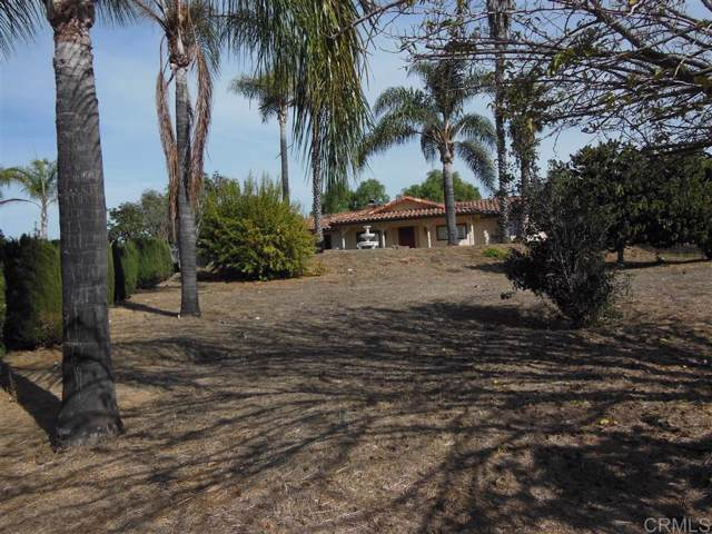 1215 Via De Maranatha, Fallbrook, CA 92028 (#190062268) :: Whissel Realty