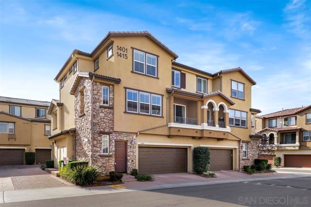 1414 Calabria St, Santee, CA 92071 (#190062312) :: Whissel Realty