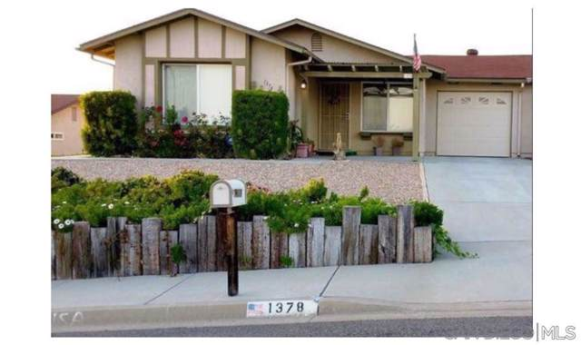 1378 Temple Heights Dr, Oceanside, CA 92056 (#190062314) :: Neuman & Neuman Real Estate Inc.
