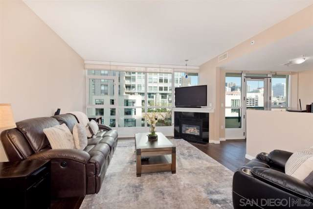 555 Front St #401, San Diego, CA 92101 (#190062329) :: Compass