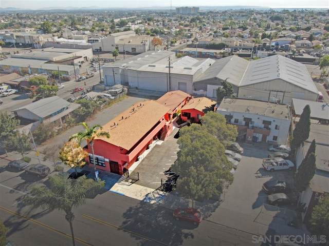 3071-79 Imperial Ave, San Diego, CA 92102 (#190062390) :: Whissel Realty