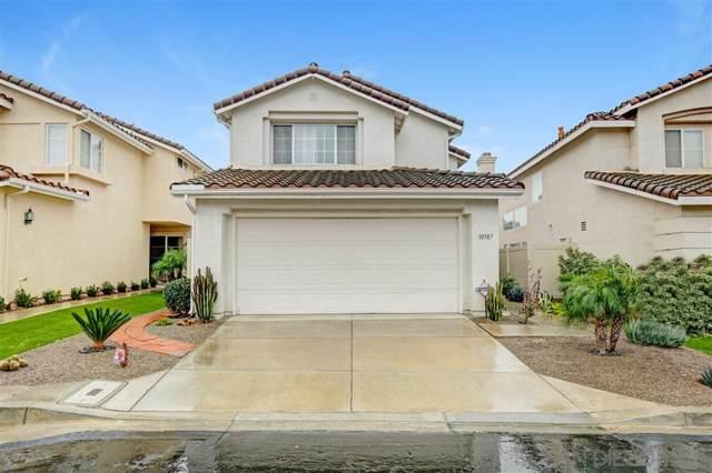 10907 Caminito Alto, Scripps Ranch, CA 92131 (#190062405) :: Cane Real Estate