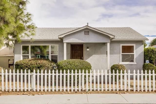 215 S Sunshine Ave., El Cajon, CA 92020 (#190062410) :: The Marelly Group | Compass